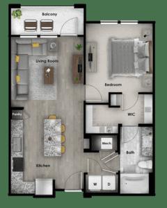 A2 806 SF 4114 Addison at Gateway Graphic Unit Plans-16