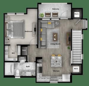 A3 901 SF 4114 Addison at Gateway Graphic Unit Plans-18