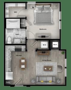 A6.1 646 SF 4114 Addison at Gateway Graphic Unit Plans-20