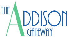The Addison Gateway logo
