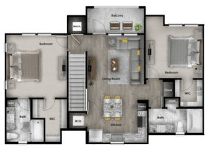 B3 1226 SF 4114 Addison at Gateway Graphic Unit Plans-22