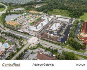 The Addison Gateway